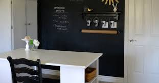 How to Make a Chalkboard Wall in Your Home OfficeCraft Room Hometalk