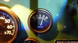 cj2a amp guage on 12 volt single wire alt cj2a amp guage on 12 volt single wire alt