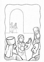 12 Jarige Jezus In De Tempel Rkg Bijbel Kleurplaten