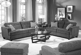 Gray couch living room ideas Rug Plush Grey Themes Living Room Design With Grey Velvet Sofa Set Also Oval Glass Top Coffee Bananafilmcom Plush Grey Themes Living Room Design With Grey Velvet Sofa Set Also