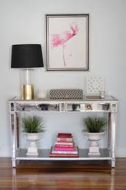Small entryway table ideas Drawer Statement Entry Table Homedit 11 Tips For Styling Your Entryway Table
