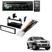 ford stereo wiring harness ford 1995 2005 explorer all models car radio stereo radio kit dash installation