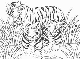 Free printable tiger coloring pages and download free tiger coloring pages along with coloring pages for other activities and coloring sheets. Free Printable Tiger Coloring Pages For Kids