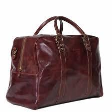 leather travel luggage brown grande 20 duffel bag