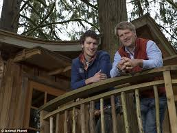 pete nelson. Family Project: Charlie Nelson, Left, Gets To Build Treehouses Every Day With His Pete Nelson N
