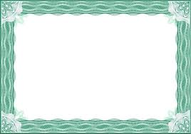 Certificate Borders Free Download Enchanting Formal Certificate Borders Templates Feedscast