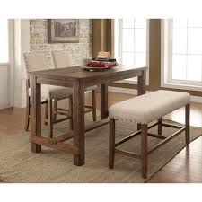 furniture of america telara contemporary natural counter height table on today overstock 20830791