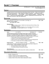 administrative assistant chronological resume chronological sample resume format of chronological resume