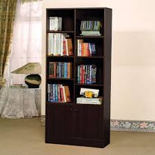 cheap office shelving. Get Quotations · 1PerfectChoice Classic Office Home Espresso Bookshelf Bookcase Cabinet Storage Shelves Cheap Shelving
