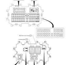 no power on interior lights in fuse box under dash Nissan Titan Fuse Box Location full size image