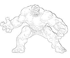 hulk coloring pictures color pages super hero the strong man pix for red smash colouring