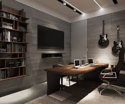dark media room. beautiful room media room with guitars  ukrainian bachelor pad in dark room p