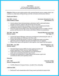 Credit Analyst Resume Awesome Cool Credit Analyst Resume Example From Professional