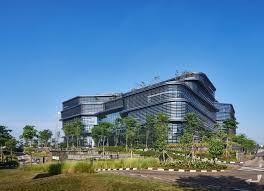unilever office. Courtesy Of Aedas Unilever Office