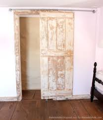 build an easy diy sliding barn door and sliding rail with plumbing pipe easy