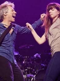 Jerritt clark/getty images for hampton water). Jon Bon Jovi S Daughter Surprises Concert Audience With Onstage Dance Woai