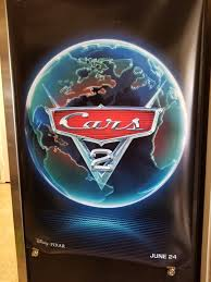 cars 2 the movie cover. Delighful Cars CARS 2 MOVIE POSTER DS 27x40 ADVANCE STYLE 2011 PIXAR DISNEY ANIMATION 1 Of  See More To Cars The Movie Cover R
