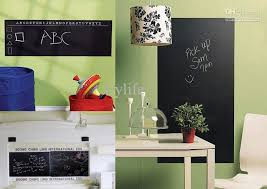 office chalkboard. 45*200cm Removable Blackboard Stickers Pvc Chalkboard Wall Decor Decals For Kids Children Playroom, Office And Classroom Baby Room