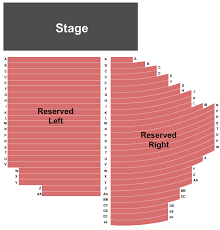 The Caverns Seating Chart The Caverns Seating Chart Pelham