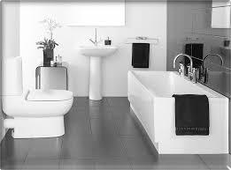 Black And White Bathrooms Black And White Bathroom Ideas Aneilve