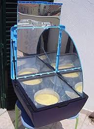 Solar Oven Temperature Chart Solar Cooker Wikipedia
