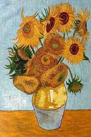 vincent van gogh sunflower collage sunflower collage