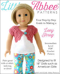 American Girl Crochet Patterns Magnificent Decorating Design
