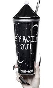 Spaced Online Spaced Out Tumbler