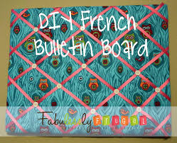 How To Make A French Memo Board New Ribbon Bulliten Board Off Sweethearts Memory Board French Memo Board