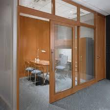 office sliding door. Unique Sliding Wood Frame Office Sliding Door Intended Office Sliding Door