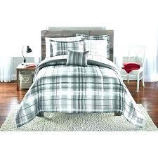 red plaid flannel duvet cover comforter full image for alternate
