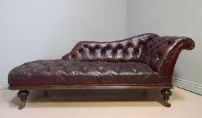 Antique Leather Sofas Chaise Lounge Antique Leather Sofa N19
