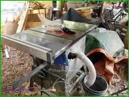 stunning time for dust collection the table saw u designs by diy table saw dust collector