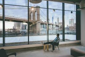 laundry office. The View From Laundry Service\u0027s Dumbo Office N