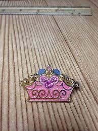 Disney Princess Crown <b>Pin</b> розовый с 3 драгоценными камнями ...