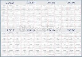 year calender 5 year calendar printable printable online calendar