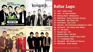 Download lagu mp3 terbaru 2020, unduh gudang lagu terbaik gratis. Lagu Pop Indonesia Terbaru 2018 Terlaris Terpopuler Youtube