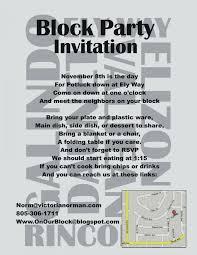 Neighborhood Party Invitation Wording Free Neighborhood Block Party Invitation Templates You Are Invited