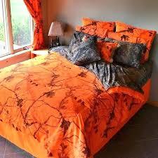 realtree bed set camouflage bedroom set blaze orange comforter bedroom sets cabin place blaze bedroom set
