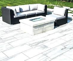 outdoor patio tile ideas patio porcelain tiles outdoor tile sofa and chair table set extraordinary