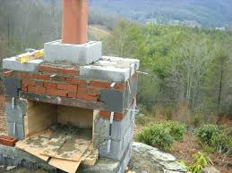 how to build an outdoor fireplace with cinder blocks build outdoor fireplace build outdoor wood burning
