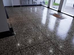 terrazzo floor before cleaning oldbury west bromwich