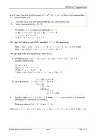 new solving quadratic equations by factoring worksheet fresh worksheet templates solving polynomial equations worksheet ideas