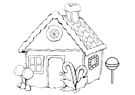 Free Fairy House Colouring Pages Fairy House Coloring Page For