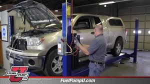 how to install fuel pump assembly e8806m in a 2007 2014 toyota how to install fuel pump assembly e8806m in a 2007 2014 toyota tundra