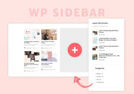 Best Sidebar Designs What Is Wordpress Sidebar And How To Create It Wpklik