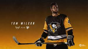 Shop for pittsburgh penguins jerseys in pittsburgh penguins team shop. Hockey Fan Photoshops Tom Wilson Into A Pittsburgh Penguins Jersey And It Feels So Wrong