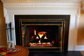 vent free natural gas fireplace logs with thermostatic control ventless insert washingn reviews