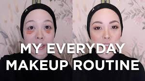 my everyday makeup routine vivy yusof