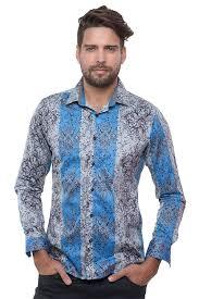 BARABAS Men's El Chapo shirt fantasy 2680 – BARABAS®